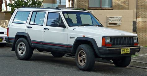 sports jeep cherokee what 39 s different about the xj outside of the u s