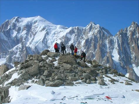 mont blanc seigneur des alpes