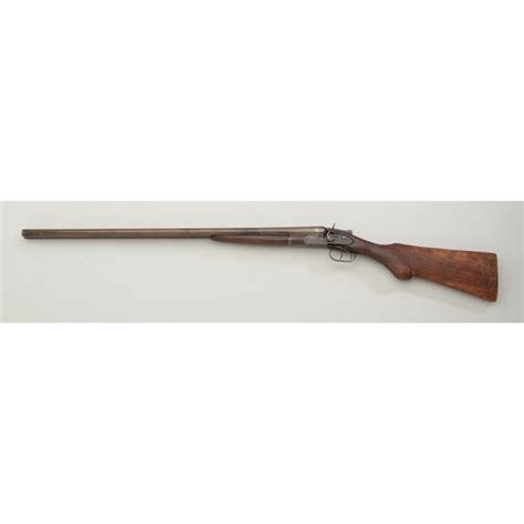 Lc Smith By Huner Arms Cosxs Exposed Hammer Shotgun 12