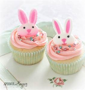 Easter Cupcakes - A Spoonful of Sugar