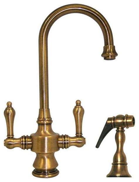 antique kitchen faucet vintage faucet antique brass rustic kitchen faucets