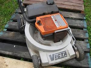Victa 2 Stroke Lawn Mower Spare Parts