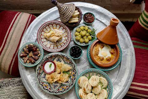 site de cuisine marocaine le point féminin