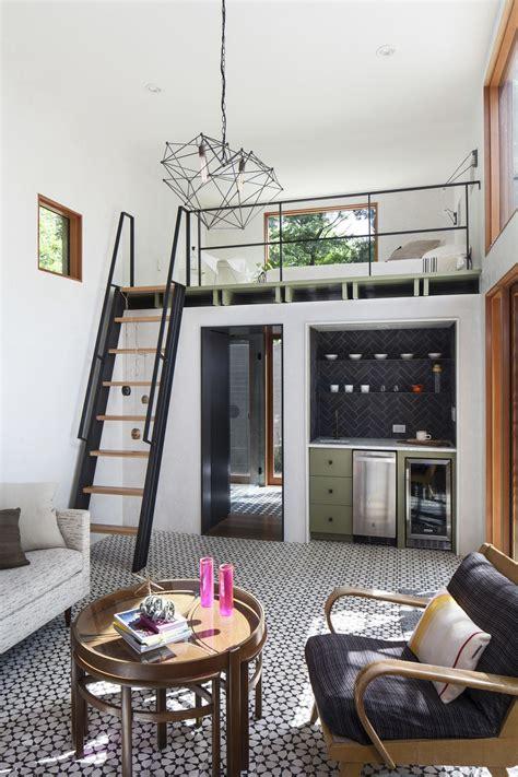 garner pool casita tiny house layout tiny loft small room design