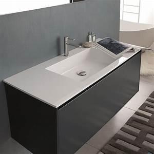 vasque poser pas cher cheap lavabo vasque vasque poser With salle de bain design avec vasque à encastrer pas cher