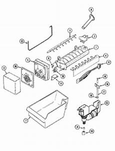 Parts For Magic Chef Ctb1921arw Refrigerator