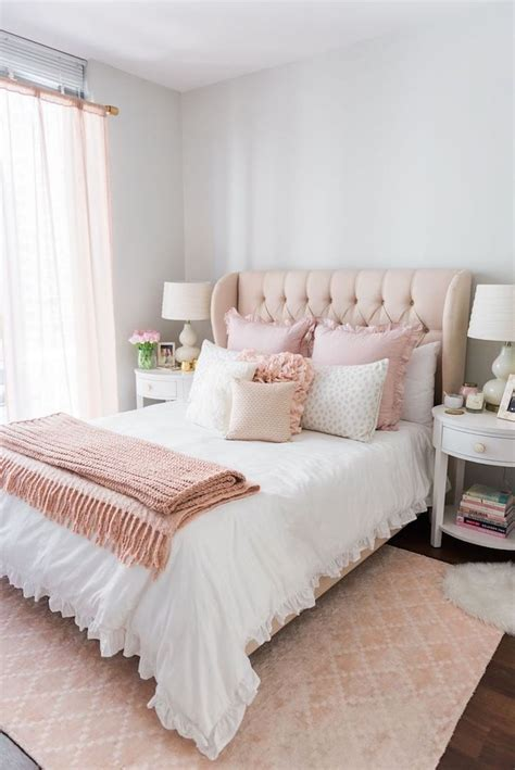 idees comment integrer le rose pastel  la deco