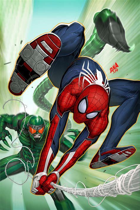 david nakayama spider man covers