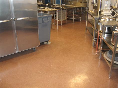 epoxy flooring restaurant epoxy floors for commercial kitchens cafeteria cny creative