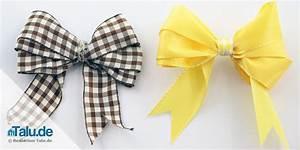 Geschenk Schleife Binden : video geschenkschleifen binden tolle schleifen aus geschenkband ~ Orissabook.com Haus und Dekorationen