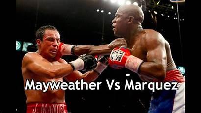 Mayweather Marquez Vs