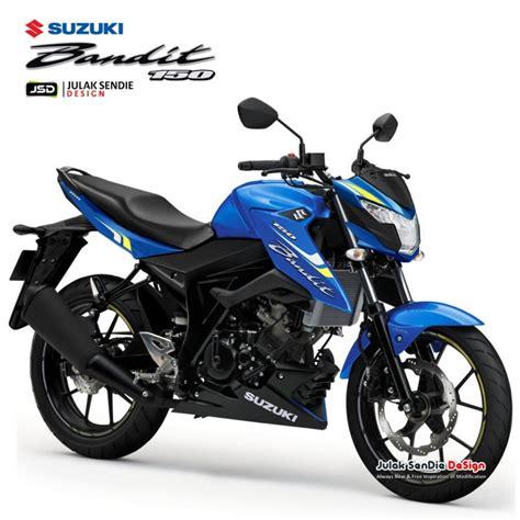 Suzuki Gsx 150 Bandit Image by Suzuki Bandit 150 Teased Ahead Of Official Unveil