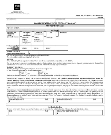 payment agreement contract samples   ms