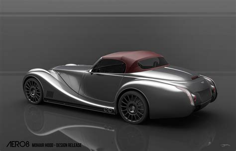 soft top   wheels   morgan aero