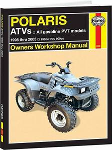 Haynes Service Manual Polaris Trail Blazer 250 1998
