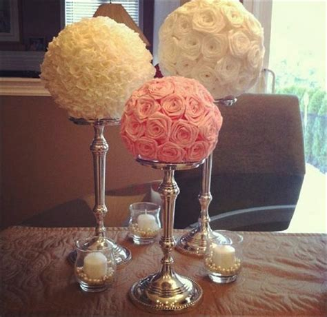 centerpieces with pictures 15 elegant diy wedding centerpieces that are 100 idiot proof