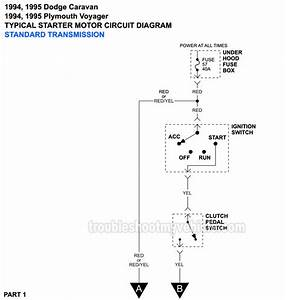 Plymouth Voyager Engine Diagram