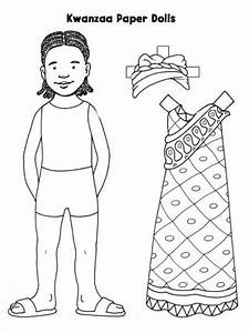 8  Paper Doll Samples