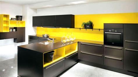 cuisine jaune et cuisine nous a fait à l