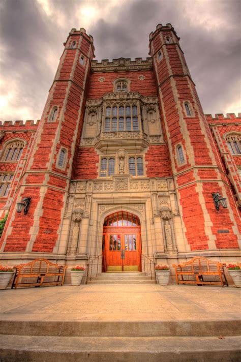 ou campus  beautiful ou college