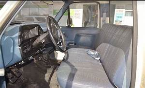 1987 Ford F250  4x4 Diesel For Sale
