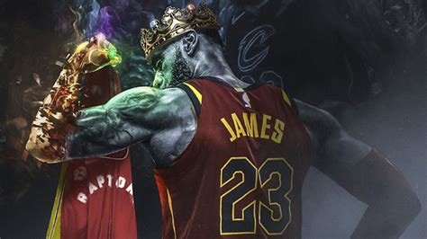 lebron james es el thanos de la nba esquire