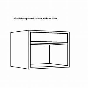 Meuble Cuisine Haut : meuble haut micro onde but id e inspirante pour la conception de la maison ~ Teatrodelosmanantiales.com Idées de Décoration