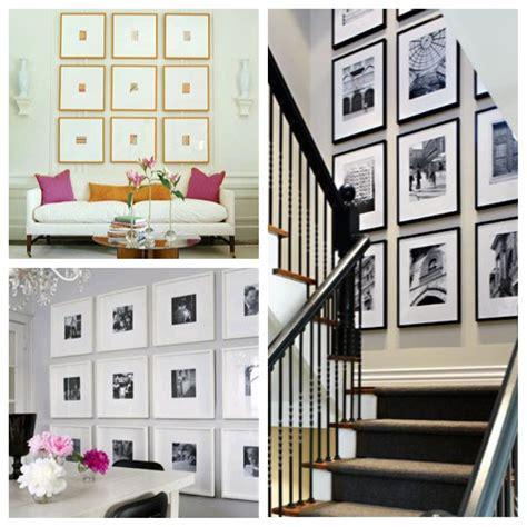 luxury ideas wall gallery frames set cheap