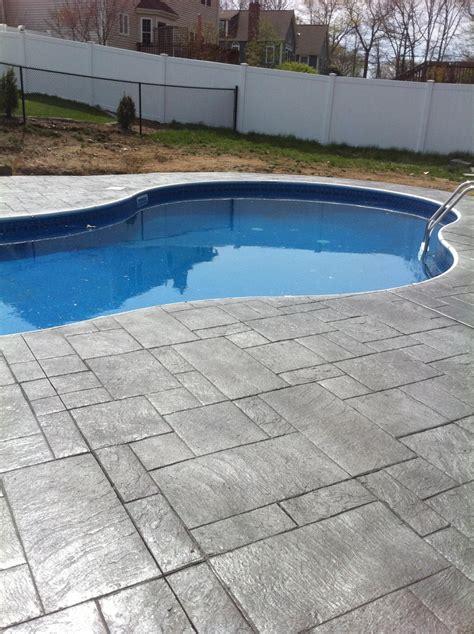 best pool deck surface radiant in deck pool surface joy studio design gallery best design