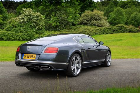 Bentley Continental Gt 2018 Review 626 Bhp And 820 Nm Of