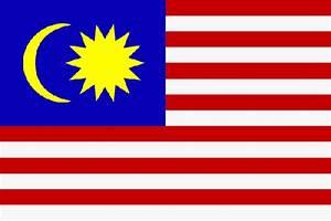 Bandera de Malasia, Malasia Bandera