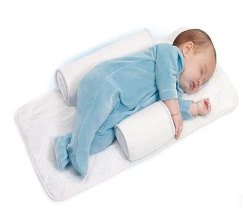 baby anti roll pillow sleep positioner 2014top quality newborn baby sleep positioner infant anti