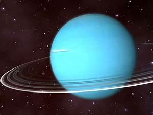 Uranus 3D Space Screensaver - Be amazed by the splendid ...