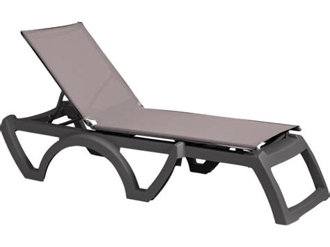 chaise longue grosfillex grosfillex calypso sling adjustable chaise sold in 2