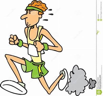 Jogger Clipart Skinny Marathon Royalty Running Joggers