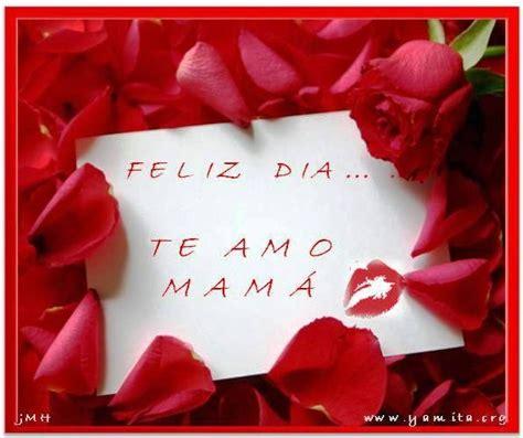 Feliz día Te Amo Mamá Tarjetas Cristianas