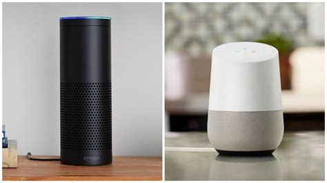 Google Home Vs Echo Echo Vs Google Home Vs Echo Dot Which Is Better