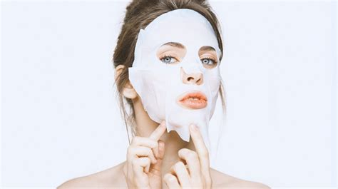 how to use a sheet mask properly to get the benefits