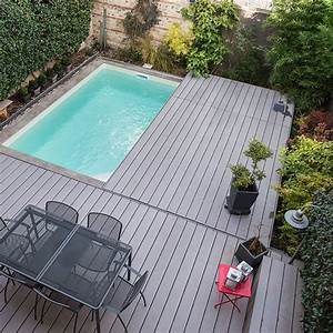 Mini Pool Terrasse : terrasse mobile piscine alkira tarifs direct usine ~ Orissabook.com Haus und Dekorationen