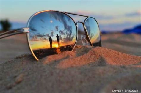 sunglass reflection pictures   images