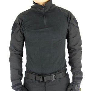 jual kaos baju tempur hitam combat shirt baru kaos