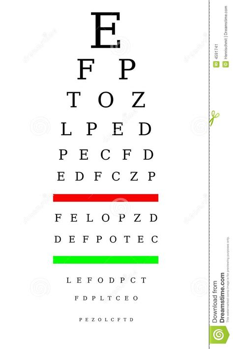 Using a pencil, mark the spot to indicate where your child's longest toe ends. Optometrist chart stock image. Image of checking, optometry - 4591741