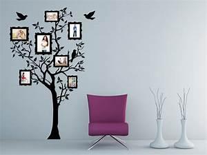 Wandtattoo Mit Bilderrahmen : baum mit fotorahmen wandtattoo baum fotos von ~ Bigdaddyawards.com Haus und Dekorationen