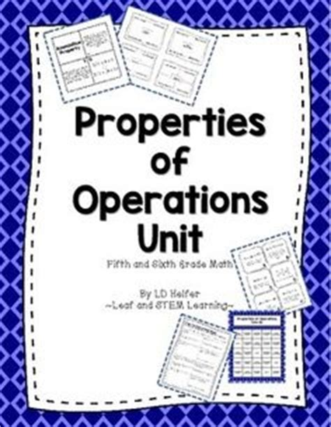 1000+ Images About Expressions, Equations & Inequalities On Pinterest  Distributive Property