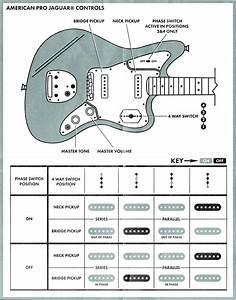 Fender Jaguar Wiring Schematic