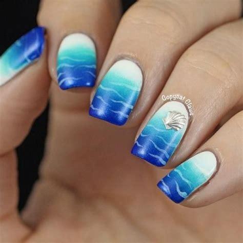 beach nails  crab   nail art beach nails
