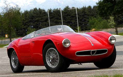 Beautiful Classic Alfa Romeo Car Wallpapers And Resources