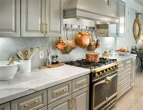 houzz kitchen cabinets hardware cabinet door styles in 2018 top trends for ny kitchens