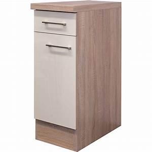 Küchenschrank 30 Cm Breit : k chen unterschrank 80 cm breit rw35 hitoiro ~ Indierocktalk.com Haus und Dekorationen
