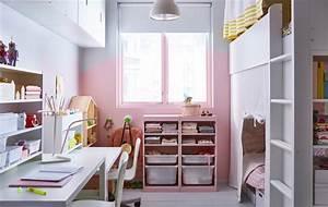 Kleines Kinderzimmer Ideen : kleines kinderzimmer einrichten kreative ideen ikea ~ Indierocktalk.com Haus und Dekorationen